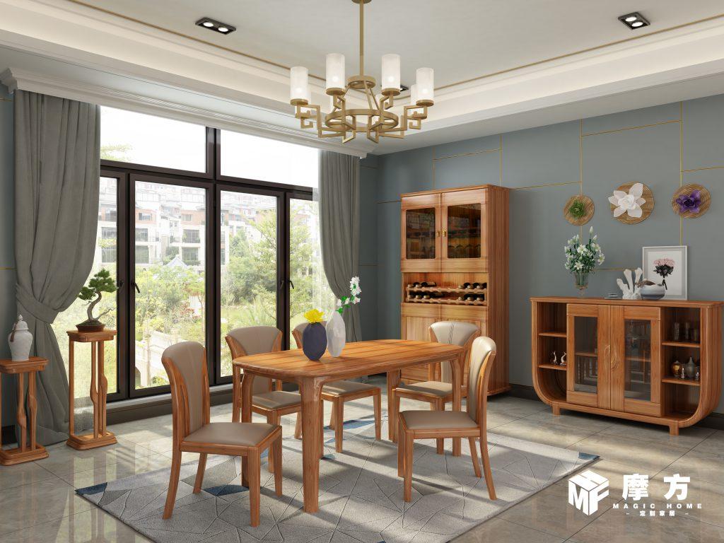 选好定制家具颜色,打造舒适美好家