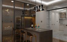 你知道,全屋定制餐边柜有哪些实用设计方式?