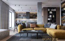 中山装修公司定制墙板,打造质感时尚的家